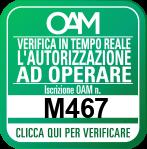 OAM badge