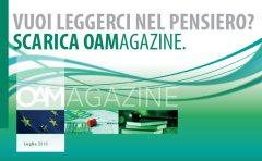 Scarica qui il nuovo numero di OAMagazine